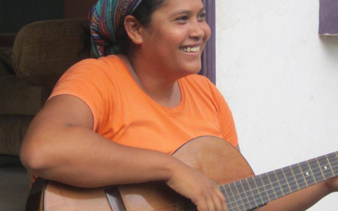 Meet Lidieth, CREA's Youth Development Initiative Leader