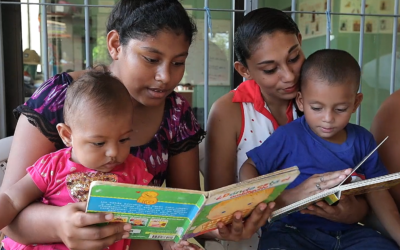Give the Gift of Literacy and Education